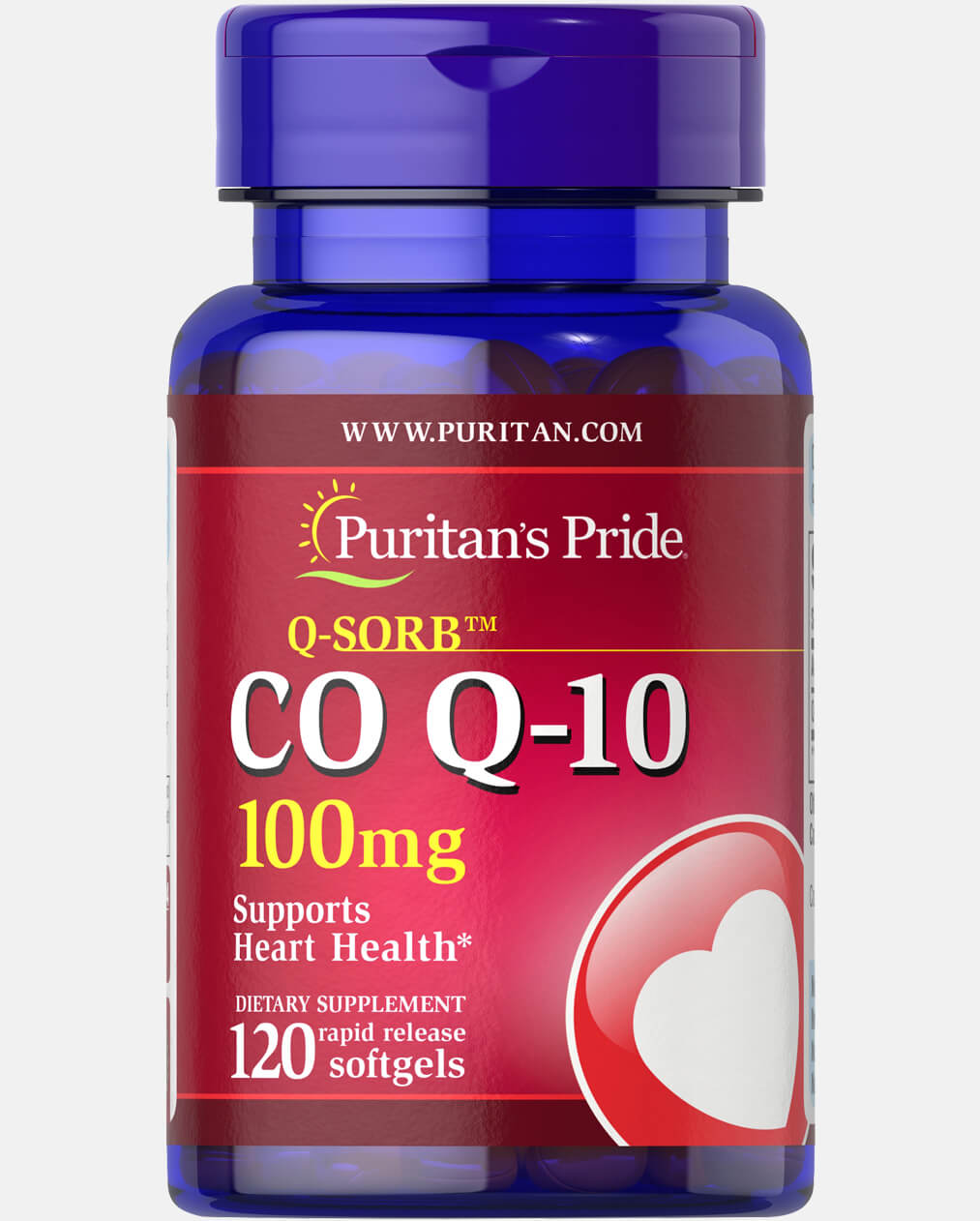 Q-SORB™ Co Q-10 100 mg
