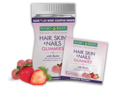 FREE Nature's Bounty Hair, S...